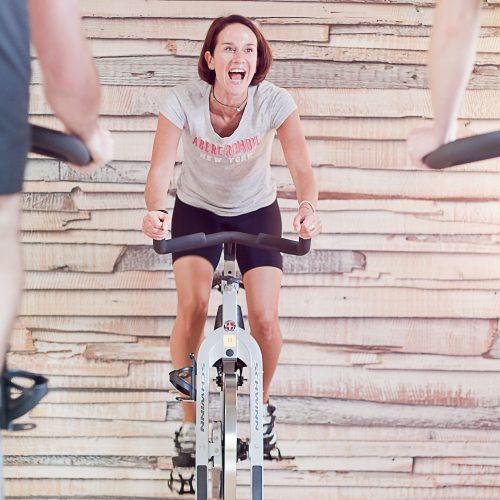 Cycling mit Nic