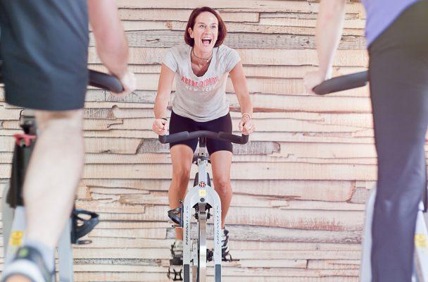 Nic beim Cycling